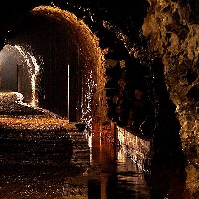 Bunker Eifel Bergbau Eifel eifelheld:in Nordeifel