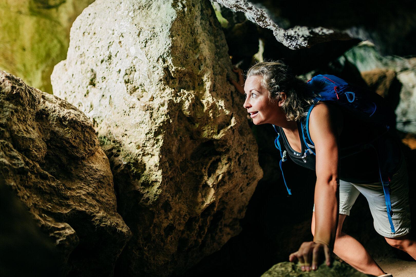 Kakushöhle Mechernich eifelheld:in Nordeifel
