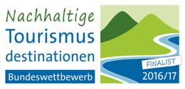 Logo Nachhaltige Tourismus Destinationen
